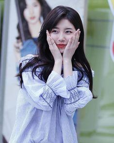 배 수 지 (Bae Su ji)♡さんはInstagramを利用しています:「Omooo☺️☺️ #Suzy #수지」