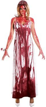 Win A Carrie Costume This Halloween!