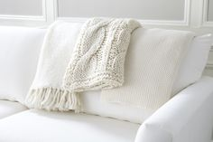 Like a cable-knit hug. So yummy and cozy for a chilly winter evening :)