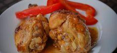Haitian Stewed Chicken (Poule en Sauce) - HaitianCooking.com