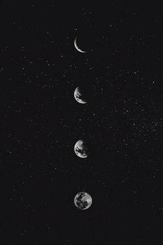 Mira la Luna...es casi tan bella como tu sonrisa...