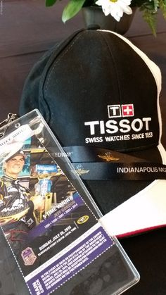 Tissot hat and track pass - Perpetuelle
