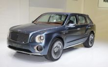 Bentley EXP 9 F Concept First Look