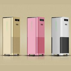 299.90$  Buy now - http://ali1l4.worldwells.pw/go.php?t=32746501031 - Powerful 8 million / cm3 negative ion household air purifier +TRUE hepa / Activated carbon filter / UV-C lamp/Cotton filter