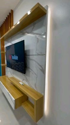Living Room Partition Design, Living Room Tv Unit Designs, Ceiling Design Living Room, Bedroom False Ceiling Design, Room Door Design, Home Room Design, House Design, Tv Wall Unit Designs, Tv Wall Design