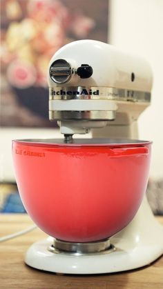 Meet Your New Favorite Kitchen Tool: The Le CreusAid Stand Mixer