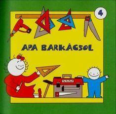 Apa barkácsol Diy For Kids, Cool Kids, Preschool Bible, Anna, Education, Retro, Cool Stuff, Books, David