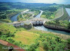 Kossou Dam - Bandama River City Of God, Liberia, Ivory Coast, Ivoire, Congo, Ghana, Africa, River, Places