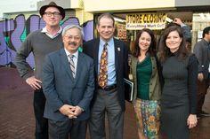 CAST board and SF Mayor Ed Lee