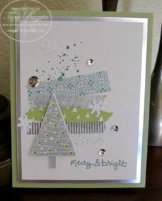 Festival of Trees Stampin' Up