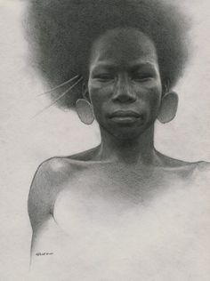 Pencil Drawing by NotAgain