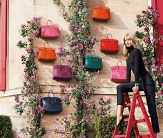 Carolina Herrera/ Bag/ Campaign FW 2013