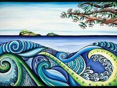 El mar y todo lo que lleva en el es el arte mas perfecto que Dios pudo crear