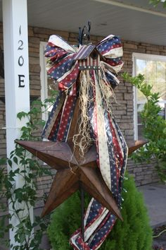 Forth of July Decor by andrea