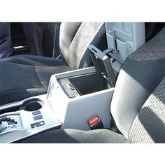 Cool Toyota 2017: Amazon.com : Console Vault Toyota 4 Runner Floor Console 2010-2013 - 1037 - Massive 12 Gauge Cold Rolled Plate Steel, Welded Tab And Notch Seams - Superior 3 Point Locking System Resists Prying - Drill Resistant Locks - Easy 10 Minute Installation : Gun Safes : Sports & Outdoors  My Truck Check more at...