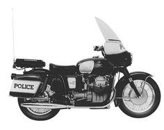 V 7 Polizia, 1968