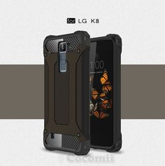 LG K8 Case, Cocomii [HEAVY DUTY] Commando Case :::NEW::: [ULTRA BONIC ARMOR] Premium Dustproof Shockproof Bumper [MILITARY DEFENDER] Full-body Rugged Dual Layer Hybrid Cover -- Awesome products selected by Anna Churchill