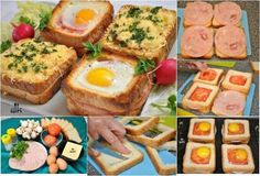 Tasty, Yummy Food, Easy Cooking, Cooking Food, No Cook Meals, Mashed Potatoes, Sushi, Breakfast Recipes, French Toast