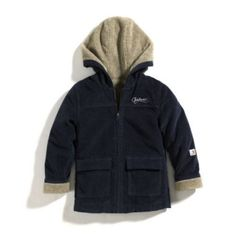 Oliver - carhartt sherpa lined corduroy coat
