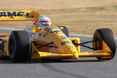 LOTUS 100T driven by Satoru NAKAJIMA in the Fan Appreciation Day of  Suzuka Circuit's 50th aniversary.