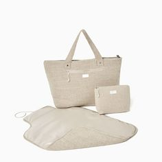 MATERNITY BAG WITH TOILETRY BAG AND CHANGING MAT-ACCESSORIES-BABY GIRL | 3 months - 4 years-KIDS | ZARA United States