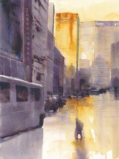 Anna Törnquist - Streets of gold?