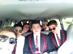 The Warblers are my favorite.