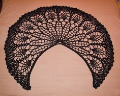 Tangled Yarns - Crochet.  Free shawl pattern.  Follow the link.