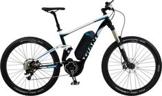 Giant E-Bike-Neuheit 2014: Full-E+ 27.5 All-Mountain Pedelec mit Yamaha-Mittelmotor  - http://www.ebike-news.de/giant-e-bike-neuheit-2014-full-e-27-5-all-mountain-pedelec-mit-yamaha-mittelmotor/4832