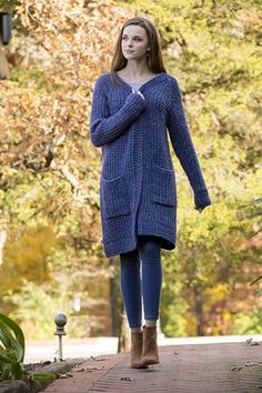 Penelopes Cardigan Free Knitting Pattern La S Cardigan Knitting Patterns Chunky Knitting Patterns Free Knitting