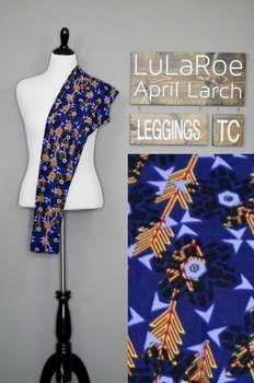 ShopTheRoe | Sassy Roe Multi-Consultant Sale February 4th - Tall and Curvy Leggings TC Prints