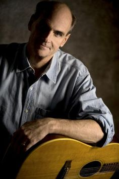 James Taylor.  I bought his first album when it came out (Sweet Baby James).  I was 13.  JT started my life soundtrack.