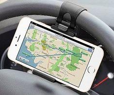 Steering Wheel Smartphone Mount