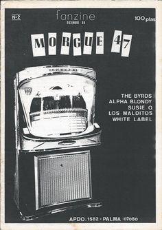 #FANZINE #MALLORCA #OCHENTAS #80's #CROWDFUNDING #VERKAMI - Fanzine Morgue 47 num. 2 – Diciembre 1989: con entrevistas a Susie Q y a Los Malditos y con un artículo sobre el Festival de musica joven celebrado en Son Roca con grupos como Cerebros Exprimidos, Los Malditos, Pa amb oli band y Zhentauro - MallorcaNochentas Reinventando los 80s - CD 20 grupos rinden homenaje a 20 grupos de los Nochentas +INFO: www.mallorcanochentas.com Campaña crowdfunding www.verkami.com/projects/3629