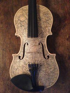 Violin art #1