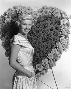 Doris Day, great photo of her