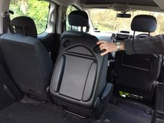 Turn your car into a camper – stealth camping Berlingo style