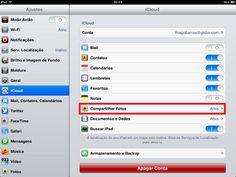 Ajuste deve ser feito primeiro no seu aparelho com iOS (Foto: Reprodução)