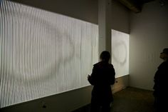 Threaded Interface (2012) by Cristobal Mendoza.