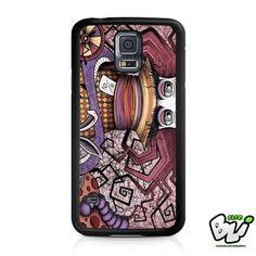 Disney Alice In Wonderland Samsung Galaxy S5 Case