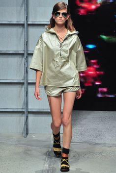 Band Of Outsiders Women SS 2014