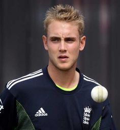 Top 10 Most Handsome Cricketers in the World - Famous World Stars Stuart Broad, World Star, World Famous, White Boys, Latest Pics, Biceps, Beautiful Boys, Future Husband, Cricket