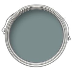 Find Farrow & Ball Estate Oval Room Blue - Matt Emulsion Paint - at Homebase. Visit your local store for the widest range of paint & decorating products. Farrow Ball, Dix Blue Farrow And Ball, Farrow And Ball Paint, Farrow And Ball Living Room, Farrow And Ball Kitchen, Duck Egg Blue Living Room, Living Rooms, Oval Room Blue, Bedroom Decor