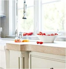 One countertop worthy of consideration that has been rising in popularity among DIY bloggers and remodelers is concrete. Kitchens take a beating with daily use so [...]
