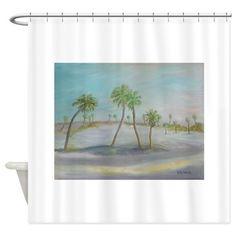 Marineland, Florida II Shower Curtain