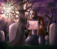 A www... isn't Jason just the sweetest horror villain?