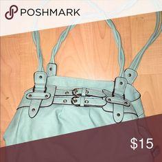 turquoise bag turquoise bag Bags