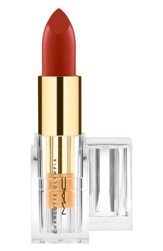 Charlotte Olympia for M·A·C Lipstick