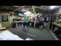 P90X3: Day 60, Agility X and Yoga X. My body was hurting from yesterday. http://www.ncfitclub.net