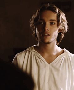 Pin for Later: An Ode to Francis, Who Will Forever Be Reign's Sexiest King When He's in His Manly Nightgown He's just a cool, casual king.